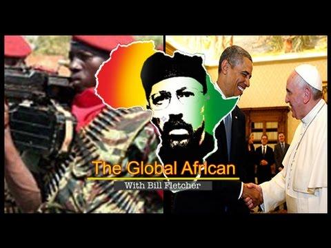 The Pope's Visit & Undermining Democracy in Burkina Faso
