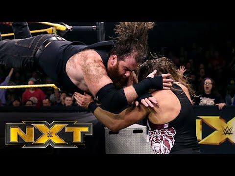 Pete Dunne Vs. Killian Dain: WWE NXT, Dec. 4, 2019
