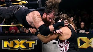 Pete Dunne vs. Killian Dain: WWE NXT, Dec. 4, 2019