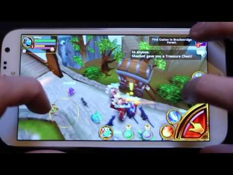 Arcane Legends Android Review