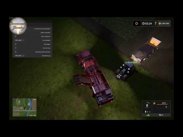 Let's Play Landwirtschafts Simulator 2017   Großes Team   Folge #016
