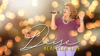 Deise Fat Family canta Whitney, Mariah e vários outros sucessos | Acapella