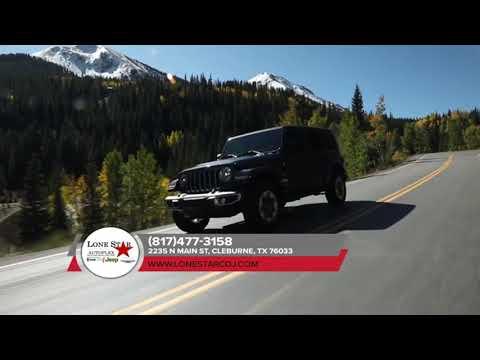 2018 Jeep Wrangler Everman TX | Jeep Wrangler Dealership Everman TX