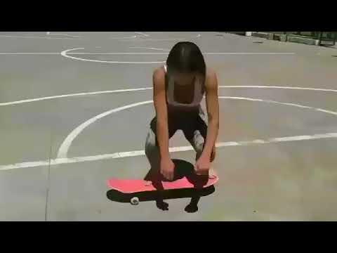 No 👟 No Problem For #wcw @brunathzskate | Shralpin Skateboarding