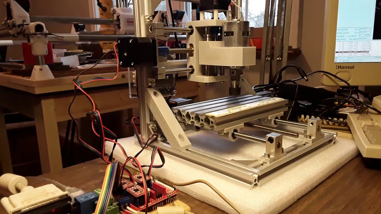 Inexpensive LinuxCNC interface for MPCNC | V1 Engineering