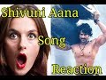 Bahubali Sivuni Aana | kon hai vo | video song reaction by foreigners