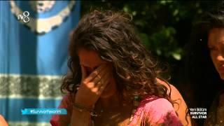 Survivor All Star - Ödülü Kaybeden Berna, Acun Ilıcalı'ya Yalvardı! (6.Sezon 14.Bölüm)