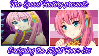 The Speed Factory presents: Designing Night Fever (Need For Speed 2015)
