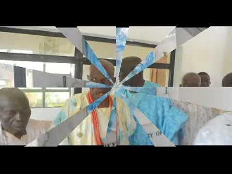 Post Humors Award being confirmed on Abiyamo Julianah Tinuola Bamidele  on the 26th August, 2017.