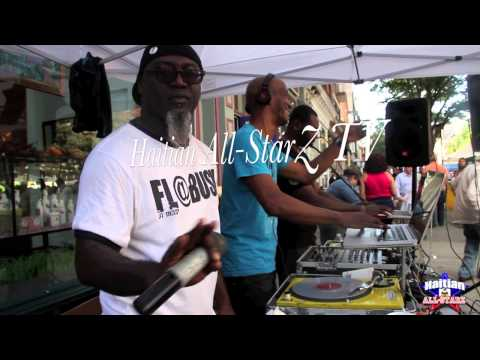 DJ One @ ATLANTIC ANTIC Brooklyn Street Festival (Haitian All-StarZ TV)