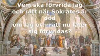 Gambar cover Kjell Höglund - Sokrates