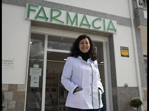 De Pontevedra a Loñoá para abrir una famarcia