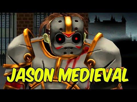 JASON MEDIEVAL DETONANDO LONDRES | Friday the 13th Killer Puzzle #10