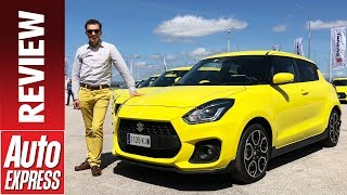 2018 Suzuki Swift Sport review - faster, torquier, lighter and yellower... but not as fun?!