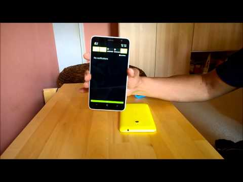 Nokia Lumia 1320 LTE Support