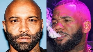 The Game Crosses The Line On Joe Budden Revealing SECRET Info About Cyn Santana On Social Media!