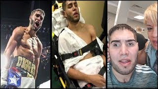 Download lagu The Story of Prichard Colon A Boxing Tragedy MP3