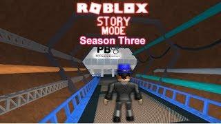 Roblox Story Mode Stagione 3 (Episodio 4: L'inizio della fine.)