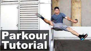 Parkour Tutorial - Anfänger / Basics - Lazy Spin (Italian Job)