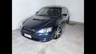 Automatic Turbo Subaru Liberty GT AWD 2004 Review For Sale