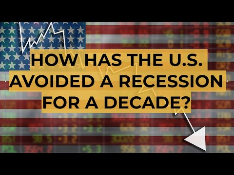 How The U.S. Avoided a Recession for a Decade
