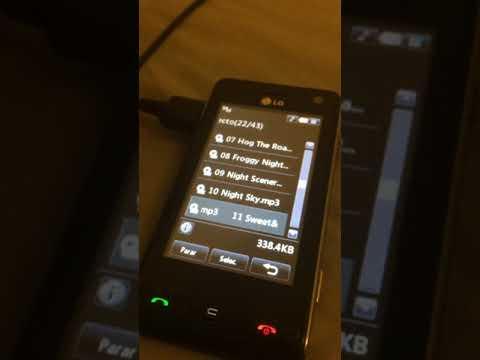 LG KU990 (Viewty) ringtones