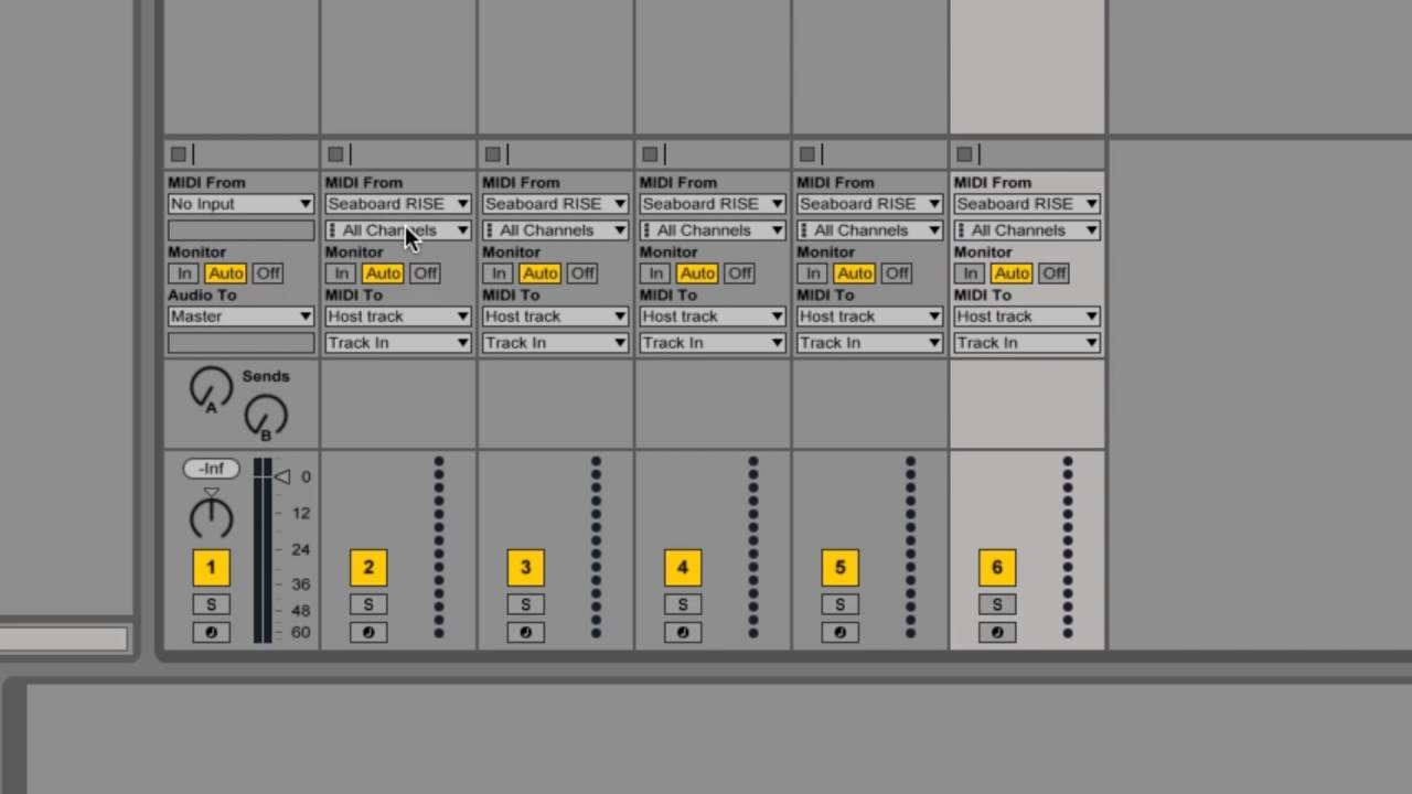 Ableton: Using the Seaboard RISE & GRAND with Ableton Live : ROLI