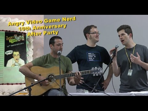 AVGN 10th Anniversary Midnight After Party