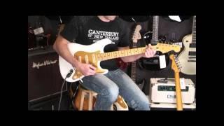 Squier Classic Vibe Stratocaster 50 vs 60