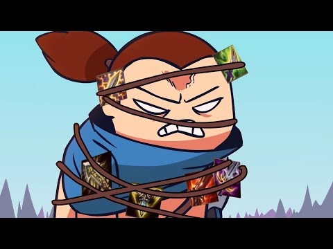 Helmet Bro: The Animated Series - Yasuo | League of Legends Community Collab