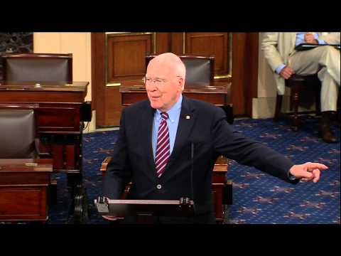 Leahy Unveils Senate Resolution Calling For Award Equity For Female Soccer Athletes