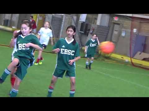 EB 07 Santos Soccer Palace vs Manhattan Magic Game 2 of 2 Video 2 of 2 3-18 -18