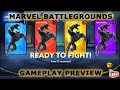 gameplay preview Disney Infinity Marvel Battlegrounds part 4 of 6