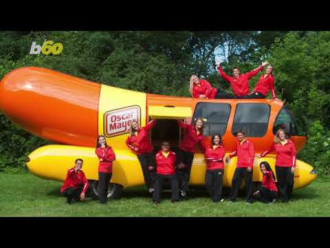 The Boxer Show - Randoms--Ultimate Gig-Oscar Mayer Wienermobile Driver & Bubble Wrap Day