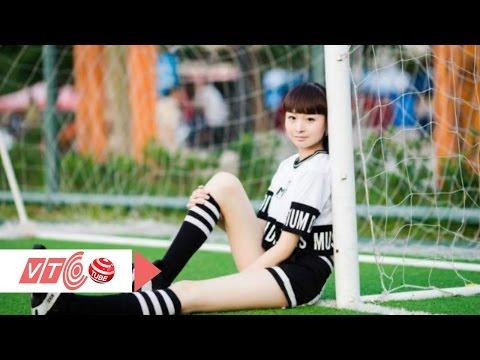 Bé gái 13 tuổi cao 1m78, chân dài miên man | VTC