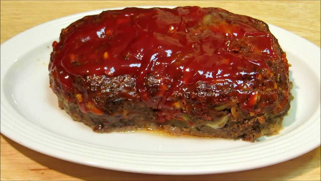Best Ever Homemade Meatloaf Recipe