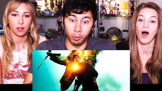 FABRICATED CITY | Korean Film | Trailer Reaction & Discussion!