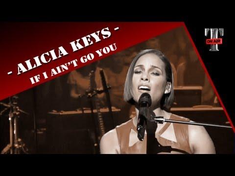 Alicia Keys  If I Aint Got You  On Taratata Nov 2012