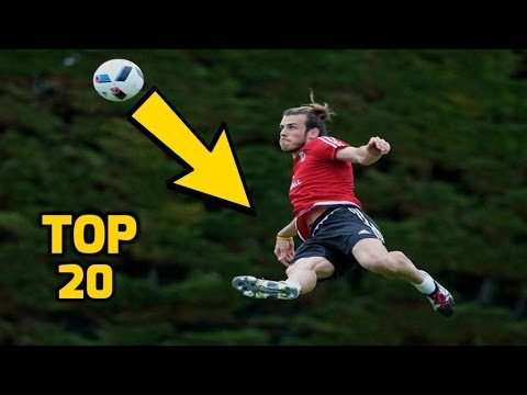 Top 20 Best TRAINING Goals in Football Ever | HD