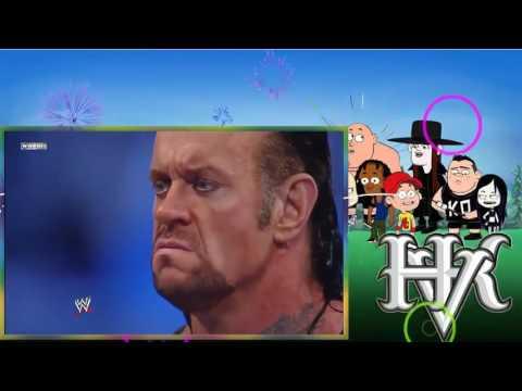 WWE Wrestlemania 24 Undertaker VS Edge 720p HD