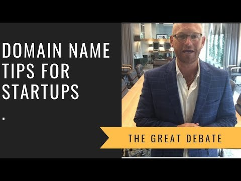 Domain Name Tips For Startups - Domain Extensions
