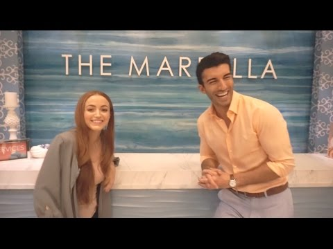 Jane The VirginMakeup CHALLENGE  with JUSTIN BALDONI !!!!