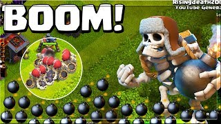 THE GIANT SKELETON GOES BOOM! - NEW OP TROOP? Clash of Clans Uncovering THE TRUTH!
