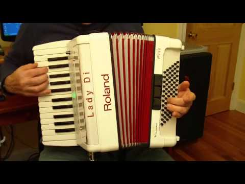 My Bonnie (Piano Accordion)