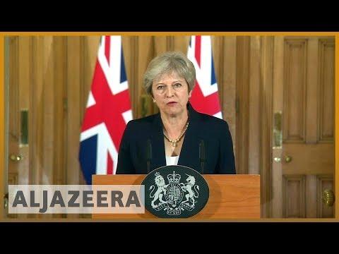 🇬🇧Embattled UK leader defiant after Brexit plan attacked l Al Jazeera English
