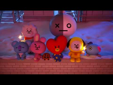 A Compilation of BT21 Animations Because Why Not