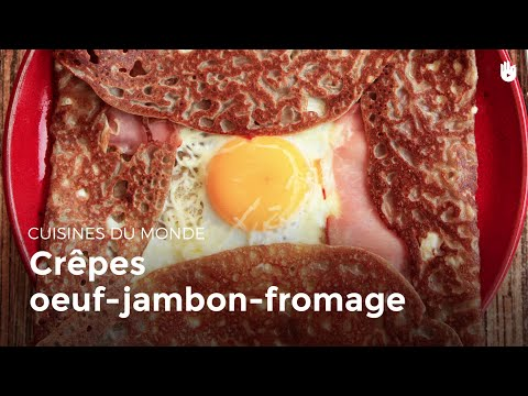 crêpe-jambon-fromage-oeuf-|-apprendre-à-cuisiner