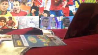 FIFA 2014 VB kártyák