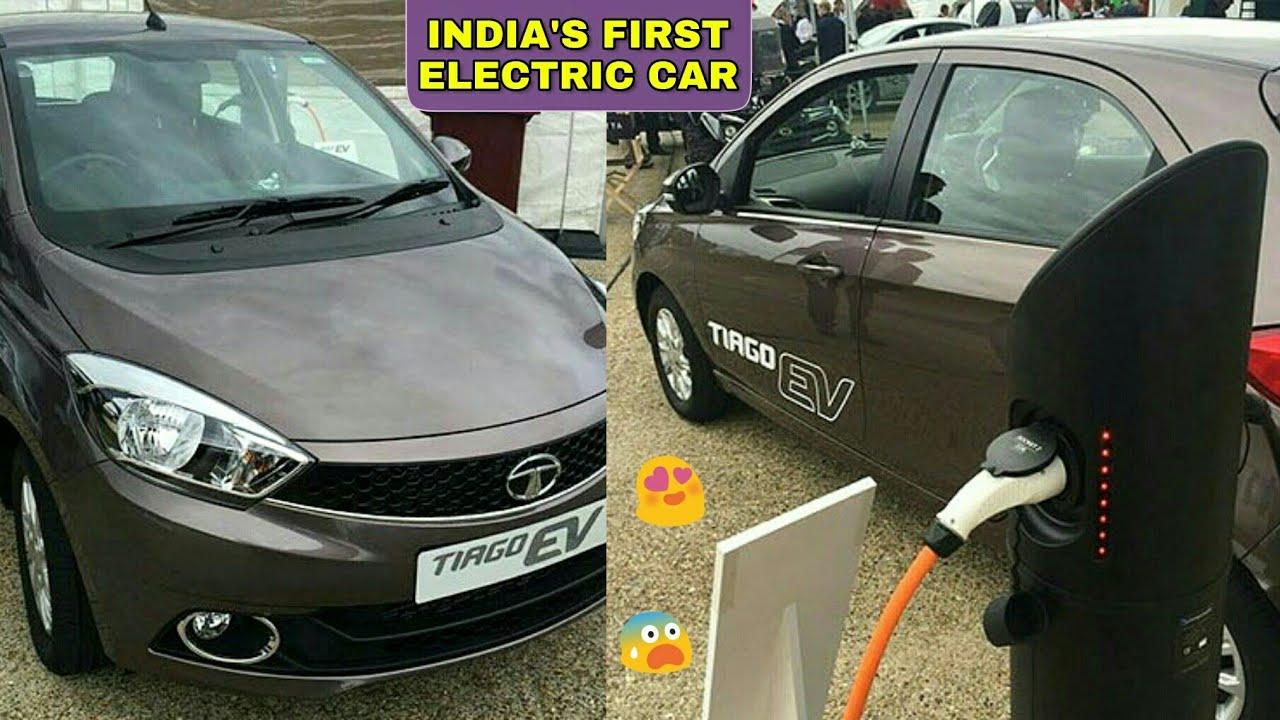 Tata Tiago Ev Electric Car Price Mileage Features