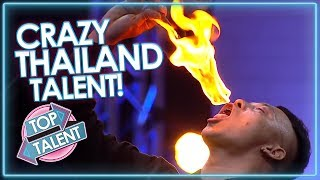 Top THAILAND'S Got Talent 2018 Auditions! | Top Talent